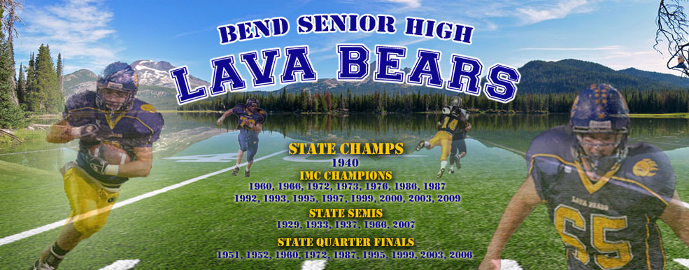 Bend High School Lava Bears Football - Bend, OR